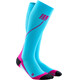 cep Run Socks 2.0 Women hawaii blue/pink